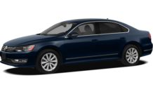 Colors, options and prices for the 2012 Volkswagen Passat