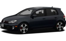 Colors, options and prices for the 2012 Volkswagen GTI