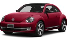 Colors, options and prices for the 2012 Volkswagen Beetle