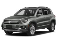 Brief summary of 2017 Volkswagen Tiguan Limited vehicle information