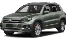 Colors, options and prices for the 2012 Volkswagen Tiguan