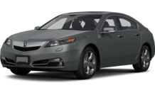 Colors, options and prices for the 2013 Acura TL