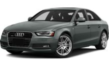 Colors, options and prices for the 2014 Audi A4