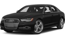 Colors, options and prices for the 2013 Audi S6