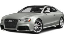 Colors, options and prices for the 2013 Audi RS 5