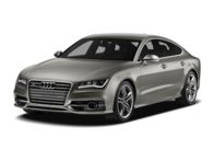 Brief summary of 2013 Audi S7 vehicle information