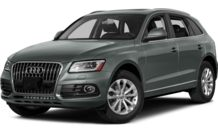 Colors, options and prices for the 2013 Audi Q5
