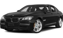 Colors, options and prices for the 2014 BMW 750