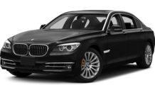 Colors, options and prices for the 2013 BMW 740