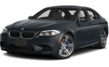 Colors, options and prices for the 2013 BMW M5