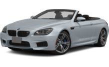 Colors, options and prices for the 2013 BMW M6