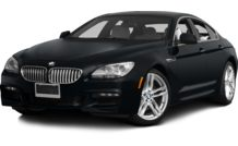 Colors, options and prices for the 2013 BMW 640 Gran Coupe
