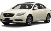 Colors, options and prices for the 2013 Buick Regal