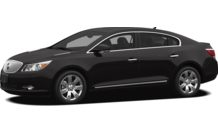 Colors, options and prices for the 2013 Buick LaCrosse