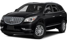Colors, options and prices for the 2014 Buick Enclave
