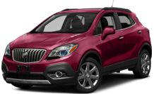 Colors, options and prices for the 2013 Buick Encore