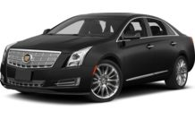 Colors, options and prices for the 2013 Cadillac XTS