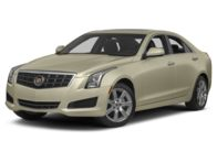 Brief summary of 2013 Cadillac ATS vehicle information