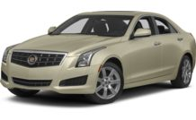 Colors, options and prices for the 2013 Cadillac ATS