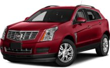 Colors, options and prices for the 2013 Cadillac SRX
