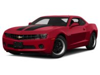 Brief summary of 2013 Chevrolet Camaro vehicle information