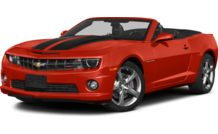 Colors, options and prices for the 2013 Chevrolet Camaro