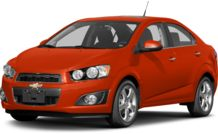 Colors, options and prices for the 2013 Chevrolet Sonic