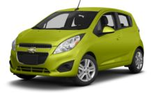 Colors, options and prices for the 2013 Chevrolet Spark