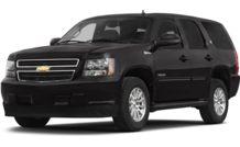 Colors, options and prices for the 2013 Chevrolet Tahoe Hybrid