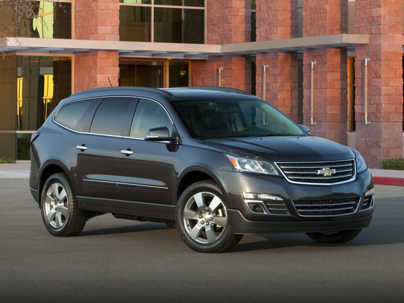 2017 chevrolet traverse reviews specs and prices. Cars Review. Best American Auto & Cars Review