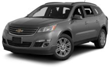 Colors, options and prices for the 2013 Chevrolet Traverse