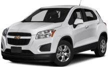 Colors, options and prices for the 2015 Chevrolet Trax