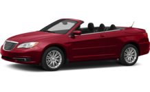 Colors, options and prices for the 2013 Chrysler 200