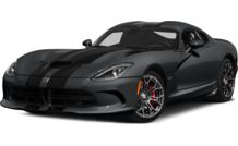 Colors, options and prices for the 2016 Dodge Viper