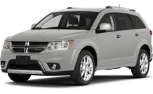 Colors, options and prices for the 2013 Dodge Journey