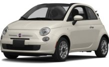 Colors, options and prices for the 2013 FIAT 500c