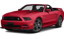 Colors, options and prices for the 2013 Ford Mustang