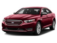 Brief summary of 2016 Ford Taurus vehicle information