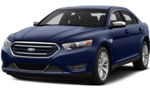 Colors, options and prices for the 2013 Ford Taurus