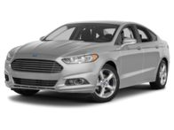 Brief summary of 2013 Ford Fusion vehicle information