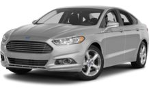 Colors, options and prices for the 2015 Ford Fusion