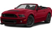 Colors, options and prices for the 2013 Ford Shelby GT500