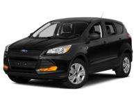 Brief summary of 2013 Ford Escape vehicle information