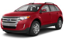 Colors, options and prices for the 2013 Ford Edge