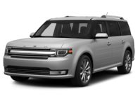 Brief summary of 2013 Ford Flex vehicle information