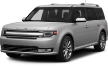 Colors, options and prices for the 2013 Ford Flex