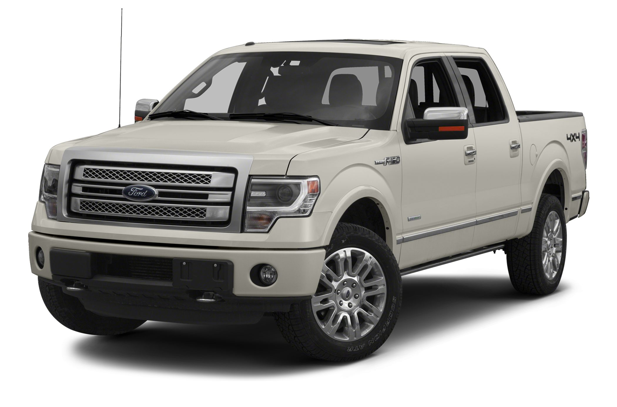 2013 Ford F150 Platinum Crew Cab Pickup for sale in Summersville for $47,999 with 6,906 miles