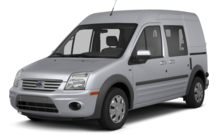 Colors, options and prices for the 2013 Ford Transit Connect