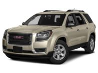 Brief summary of 2013 GMC Acadia vehicle information
