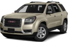 Colors, options and prices for the 2014 GMC Acadia
